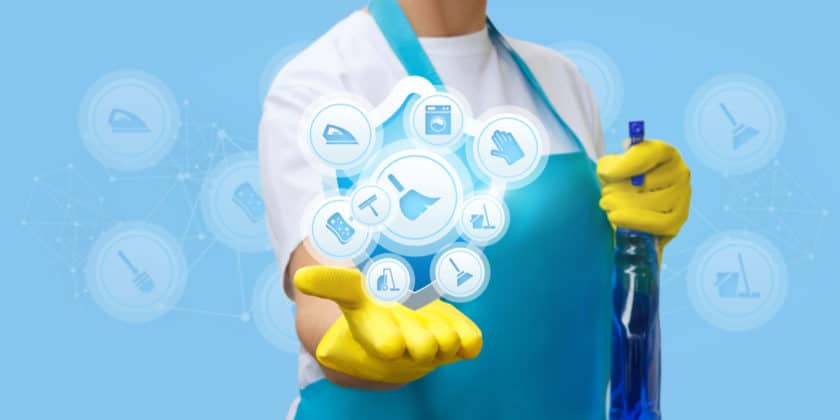 Health Benefits of Hiring a Professional Home Cleaning Services